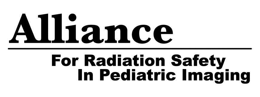 Alliance For Radiation Safety In Pediatric Imaging