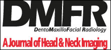 DMFR logo with border