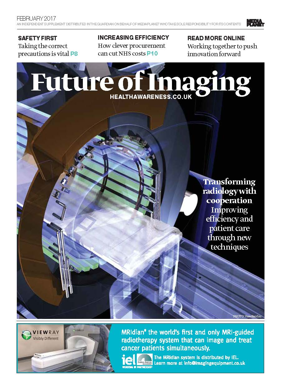 Future of Imaging front cover